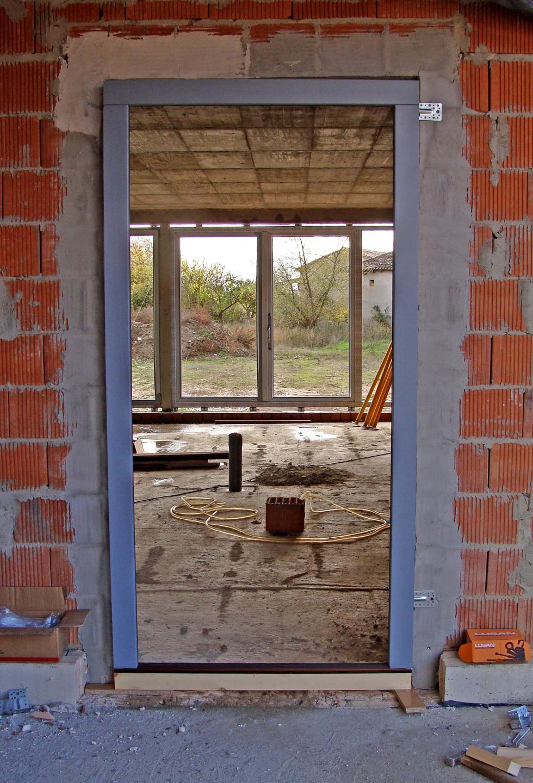 Hermeticidad 1 carpinter a de madera passivhaus paso a paso for Construccion de casas paso a paso